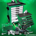 نمایندگی TOPTUL - ابزار آلات دستی - جعبه ابزار - ابزار آلات عمومی - ابزار آلات بادی شارژی تاپ تول - 09125000923